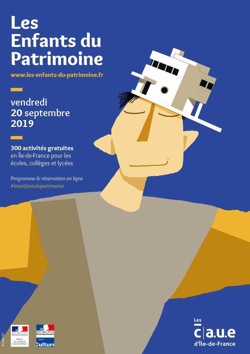 Affiche EDP de l'édition 2019