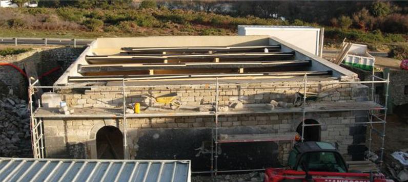 L'architecte conseiller du CAUE peut aider à comprendre et gérer les aléas du chantier.