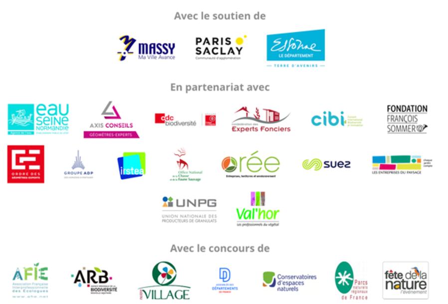 Les Partenaires des 9ème Assises Nationales de la Biodiversité