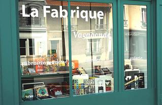 """La Pointeuse botanique, Atelier à la librairie """"la Vagabonde"""" à Versailles"""
