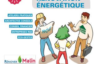 1er Forum de la Rénovation énergétique  de l'habitat