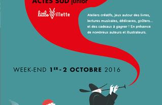 Little festival du livre - Édition 2016