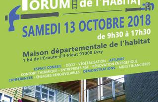 Forum de l'Habitat - Édition 2018