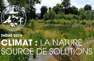 Climat : La nature source de solutions