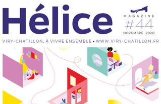 Hélice #44 - VIRY-CHATILLON, À VIVRE ENSEMBLE • WWW.VIRY-CHATILLON.FR
