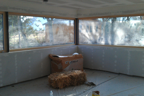 Installation des huisseries