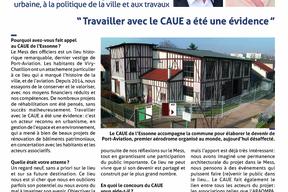 Entretien avec Jean-Marie Vilain, maire de Viry-Chatillon et Aurélie Troubat, adjointe au maire déléguée à la rénovation urbaine, à la politique de la ville et aux travaux