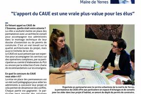 Entretien avec Olivier Clodong, maire de Yerres