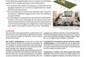CAUE91-2020- FA01 - Angervilliers - Entre ruralité et métropolisation, quels enjeux pour la commune? - page 2